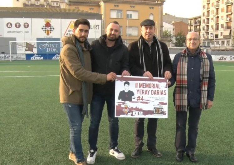 El CF Balaguer recupera el Memorial Yerai Darias
