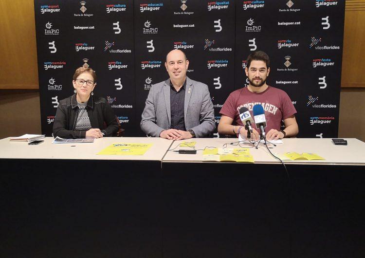 La Paeria de Balaguer fa públics els resultats dels primers pressupostos participatius