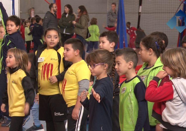 Balaguer fomenta l'exercici i els hàbits saludables entre 250 alumnes de la ciutat