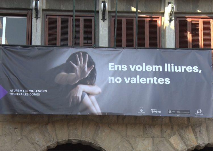 El Consell Comarcal de la Noguera i la Paeria de Balaguer commemoraran, aquest divendres,  el Dia Internacional per a l'eliminació de la violència envers les dones