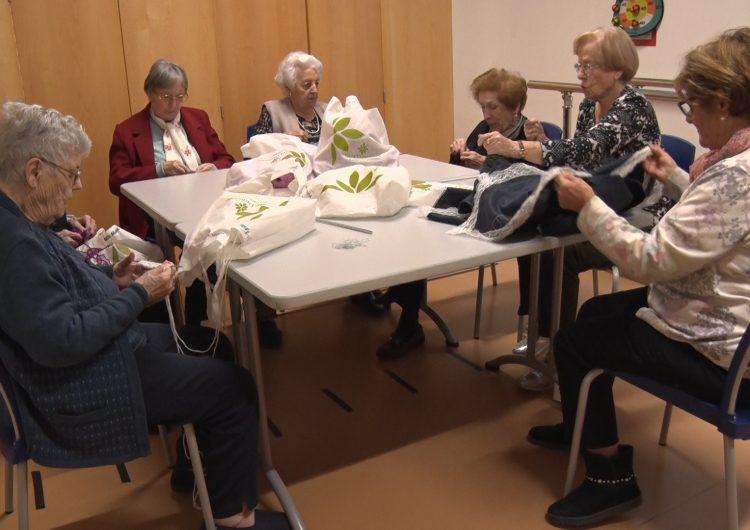 Les residències de la comarca particpen a una nova edició del projecte 'Avis Solidaris'