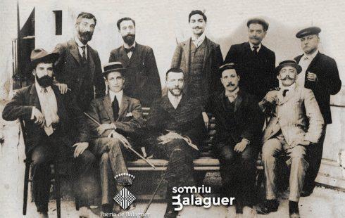 Balaguer celebra el 125è aniversari de l'Assemblea de la Unió Catalanista que es va celebrar a la ciutat el 1894