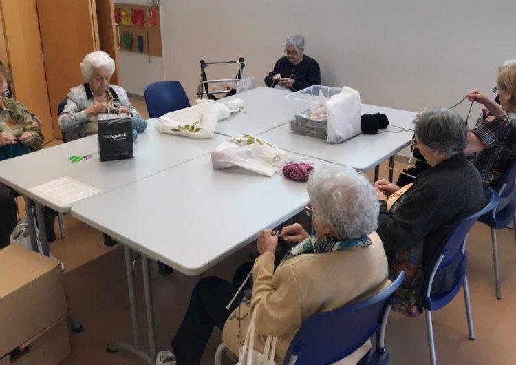 """Creu Roja de la Noguera inicia la XVI edició del seu projecte 'Avis i Àvies solidaris' i """"Cap nen sense joguina"""""""