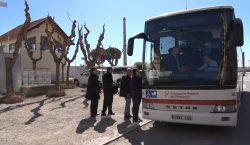 Servei d'autobús substitutori a la línia Lleida-La Pobla per tasques…