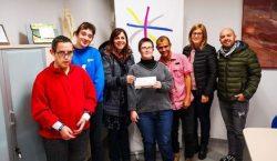 Kroma Espectacles i Postureig de Lleida entreguen 750 euros a…