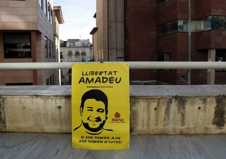 Deixen en llibertat a Amadeu Roca, un dels detinguts pels aldarulls de la sentència de l'1-O