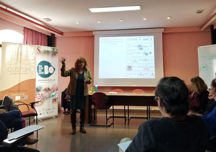 Productors agroalimentaris de la Noguera coneixen la cooperació com a eina de millora del seu negoci