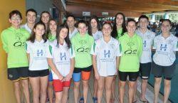 Bons resultats del CEN Balaguer a la lliga Catalana de…