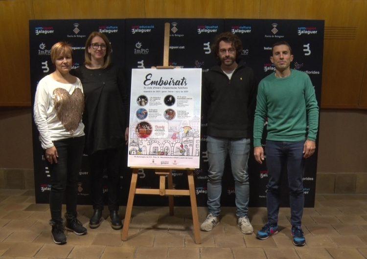La Paeria de Balaguer presenta la 2a edició del cicle 'Emboirats'