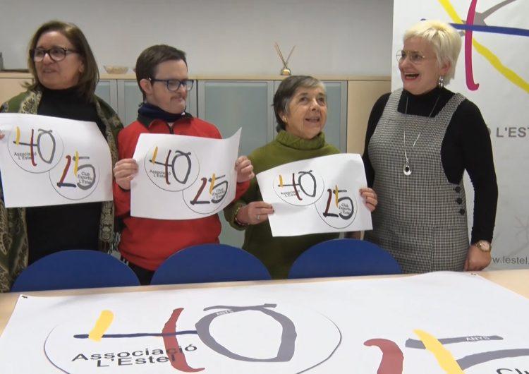 L'Associació l'Estel tanca els actes en commemoració dels seus aniversaris