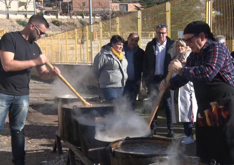 """Camarasa celebra el """"Ranxo del Vaguista"""" recordant l'inici de la Vaga de la Canadenca"""
