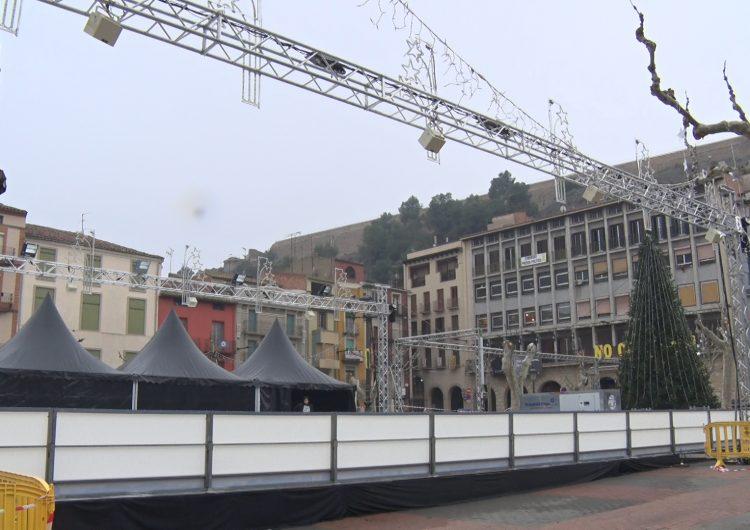 Balaguer donarà el tret de sortida a les festes dijous al vespre amb l'encesa dels llums de Nadal