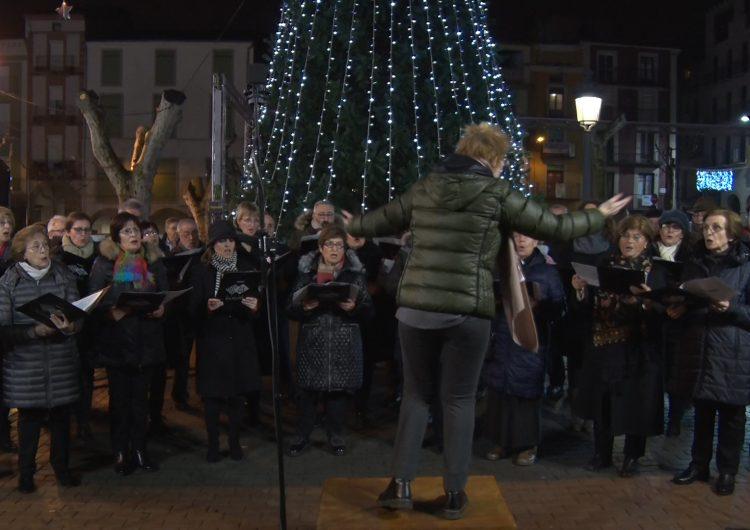 Balaguer dona oficialment el tret de sortida a les festes de Nadal