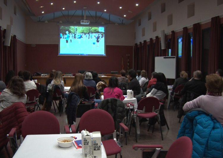 1a Taula Territorial de l'Espai Estratègic de Coordinació Comunitària de la Noguera a Balaguer