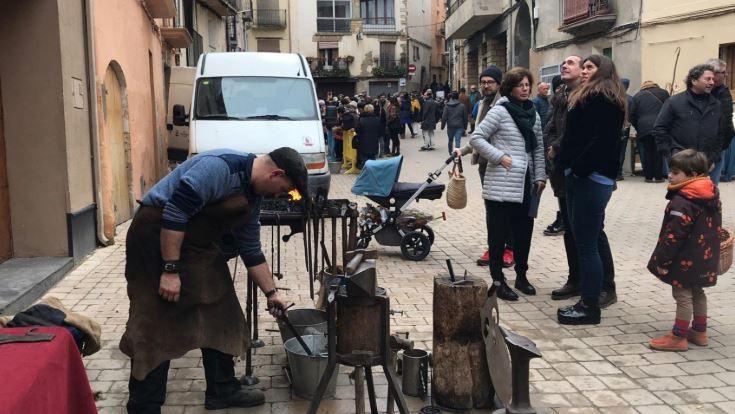 Fira d'Àger celebra la seva 23a edició potenciant la seva vessant més cultural