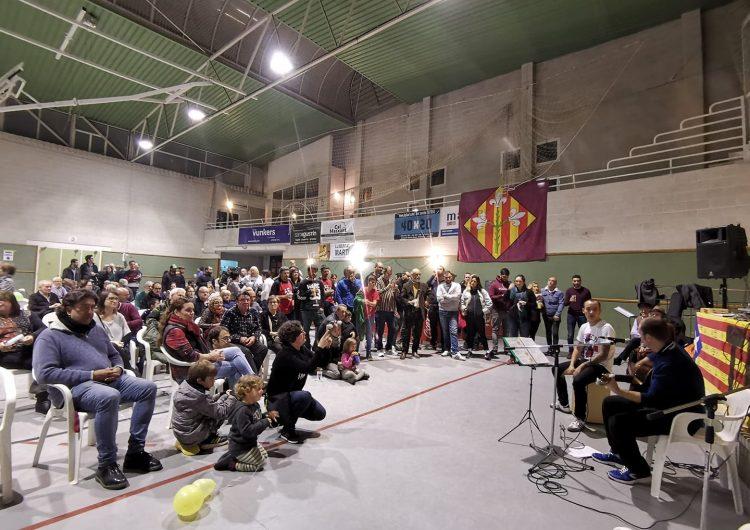 Una jornada solidària dona la benvinguda a Lo Martí de Térmens
