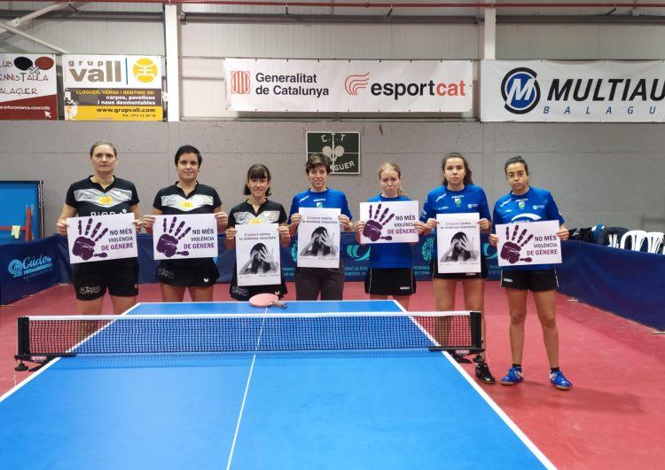 El CTT Balaguer Piera Ecoceràmica suma la 10a victòria consecutiva