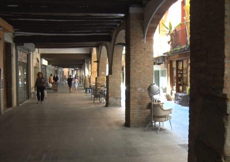 La Paeria de Balaguer torna a licitar el canvi d'enllumenat del carrer d'Avall