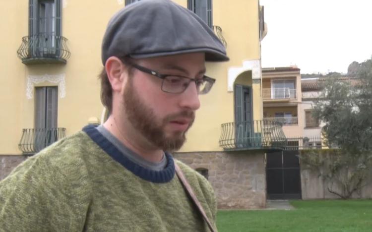 Joan Blau presenta el seu darrer videoclip enregistrat íntegrament a la Noguera