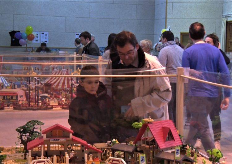 Algerri reuneix centenars de playmobil a la 9a edició del ClickAlgerri
