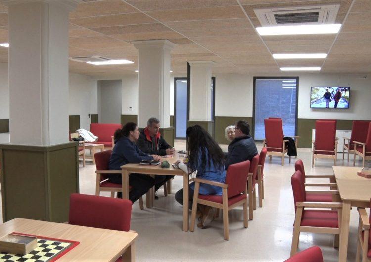 Montgai posa en marxa 'La Fassina' el nou centre de serveis per a la gent gran