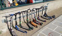 L'escola Mont-roig promou l'ús de mitjans de transport no contaminants…