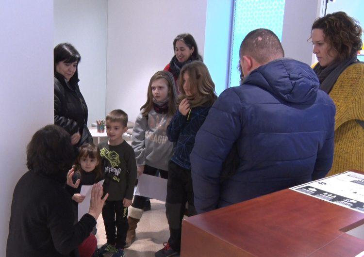 El Museu obre les portes dels seus magatzems als infants de la ciutat