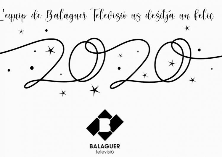 Resum del 2019 a Balaguer Televisió