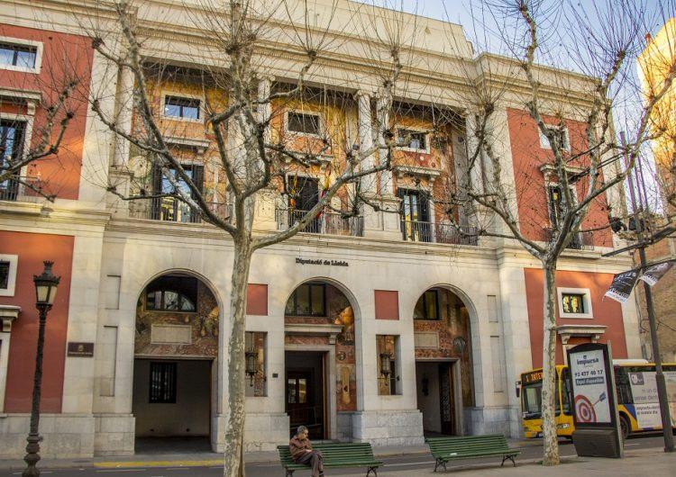 La Diputació de Lleida dota amb 10 milions d'euros el Pla de Dinamització Local 2019