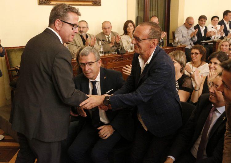 Els aiguats i el foc castiguen Ponent i ERC aconsegueix la Diputació i la Paeria, entre les notícies més destacades del 2019