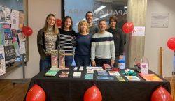 Commemoració del Dia Mundial de la Sida a Balaguer