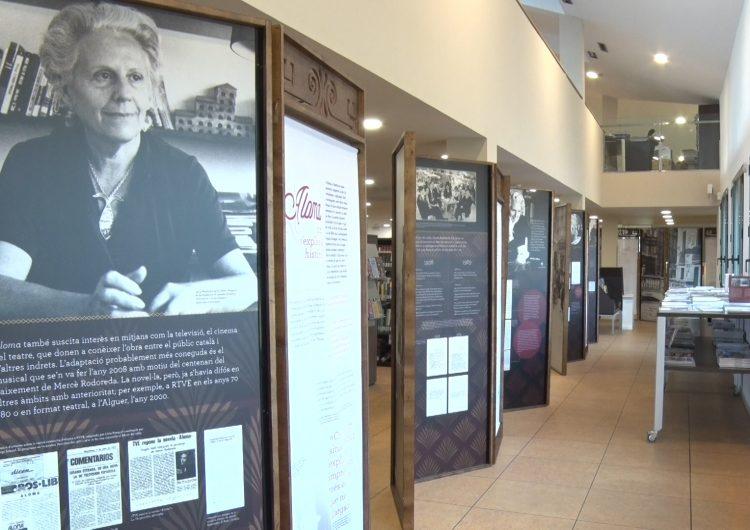 """La biblioteca acull una exposició sobre el 50è aniversari de la publicació de la segona edició d'""""Aloma"""""""
