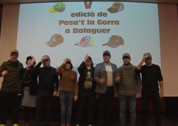 La cinquena edició del 'Posa't la gorra' a Balaguer escalfa motors