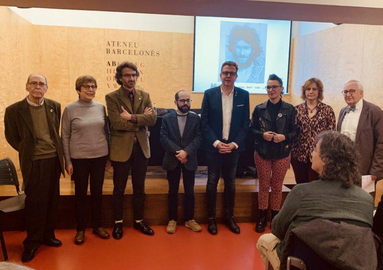 El municipi de Menàrguens i la Diputació de Lleida donen el tret de sortia a l' Any Joan Barceló