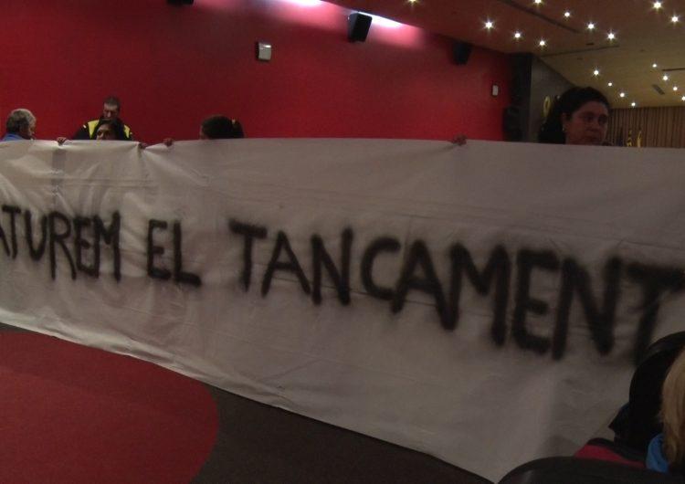 El tancament de l'escola Àngel Guimerà protagonitza el ple del mes de gener de la Paeria de Balaguer