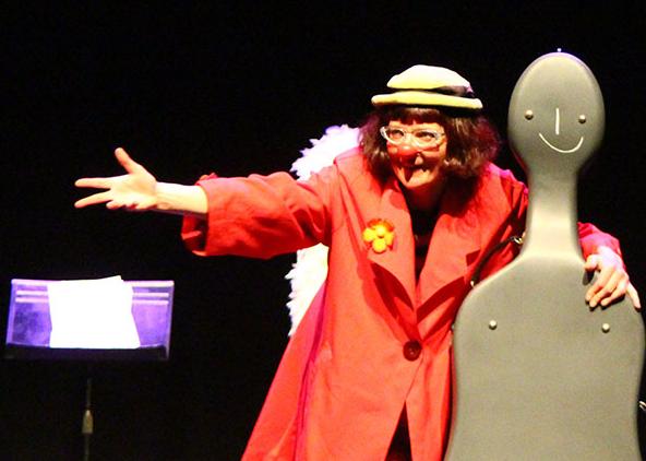 """L'Emboirats continua aquest diumenge amb l'espectacle """"Pianissimo Circus"""" a l'Escola Municipal de Música"""