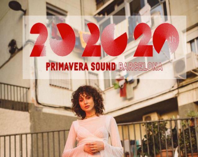 La balaguerina Naida Camarasa actuarà al Primavera Sound 2020