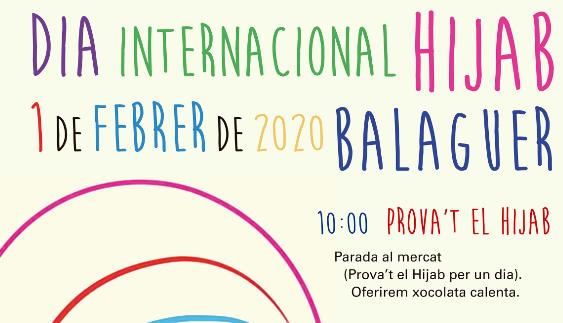 """L'Associacio """"Chabab Al Amal"""" celebra el Dia Internacional de l'Hijab"""