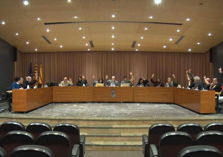 Un nou reglament d'art urbà i el c/ Cervantes a debat al ple ordinari de gener