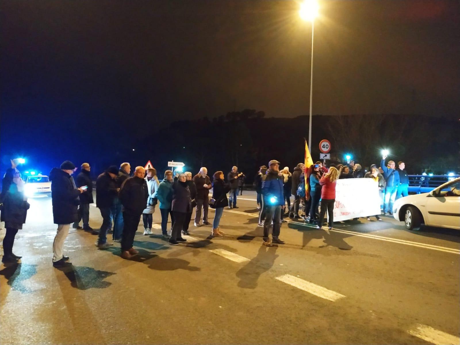 Tallen la variant a Balaguer en protesta de la decisió de la JEC