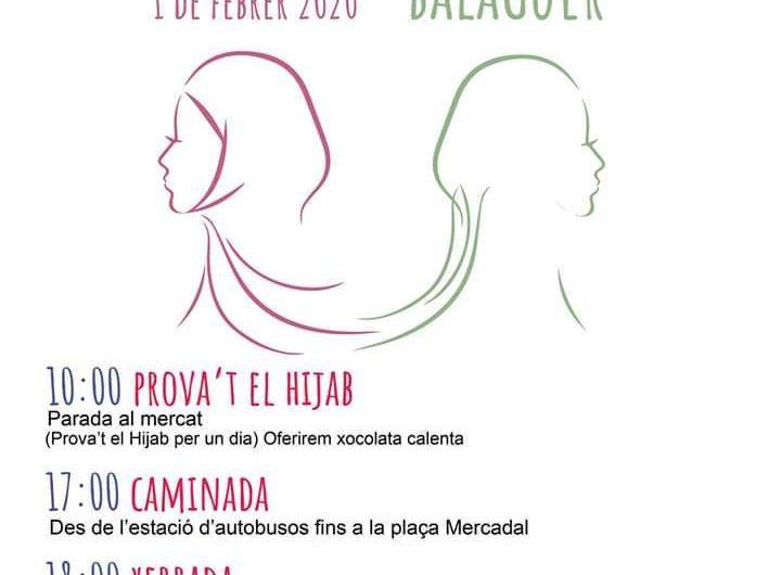 """L'Associació """"Chabab Al Amal"""" celebra el Dia Internacional de l'Hijab"""