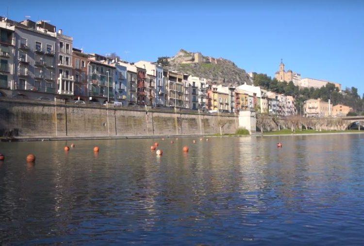 L'original vídeo que presenta 'Balaguer 2020. Capital del Bàsquet Català'