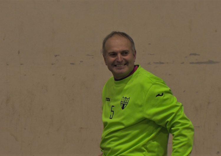 Miquel Trepat, 25 anys a les pistes de futbol sala