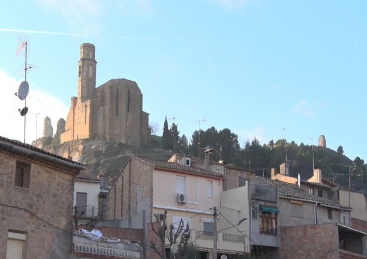 Castelló de Farfanya inicia el desplegament de la fibra òptica