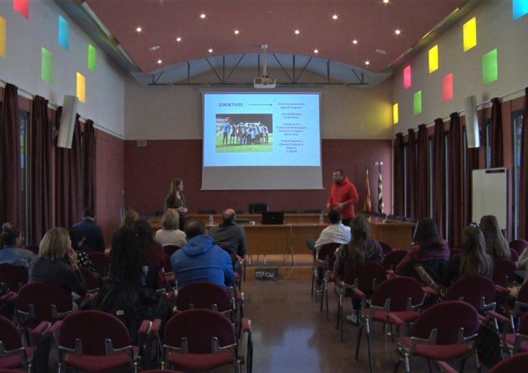 El Consell Comarcal de la Noguera presenta el programa de dinamitzadors cívics per a l'emancipació juvenil