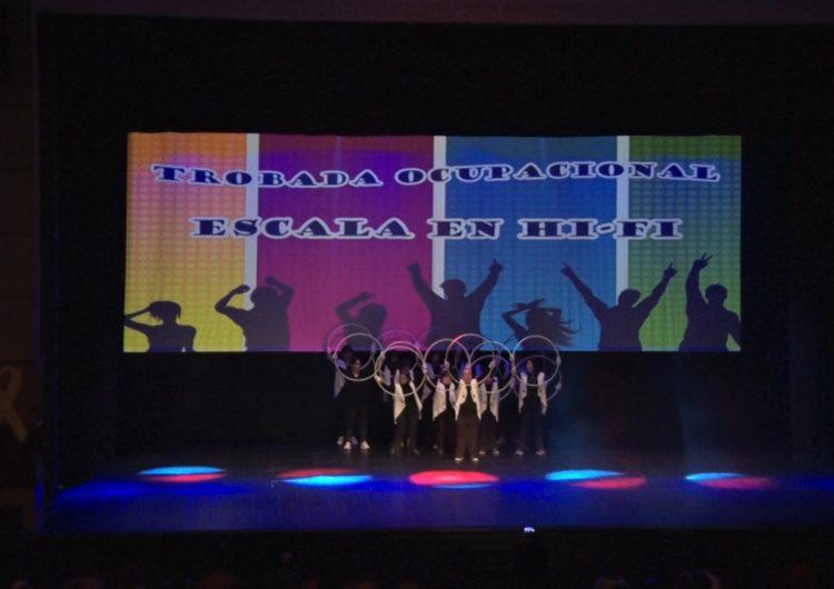 El Teatre Municipal de Balaguer acull la cinquena trobada ocupacional de la Federació ALLEM