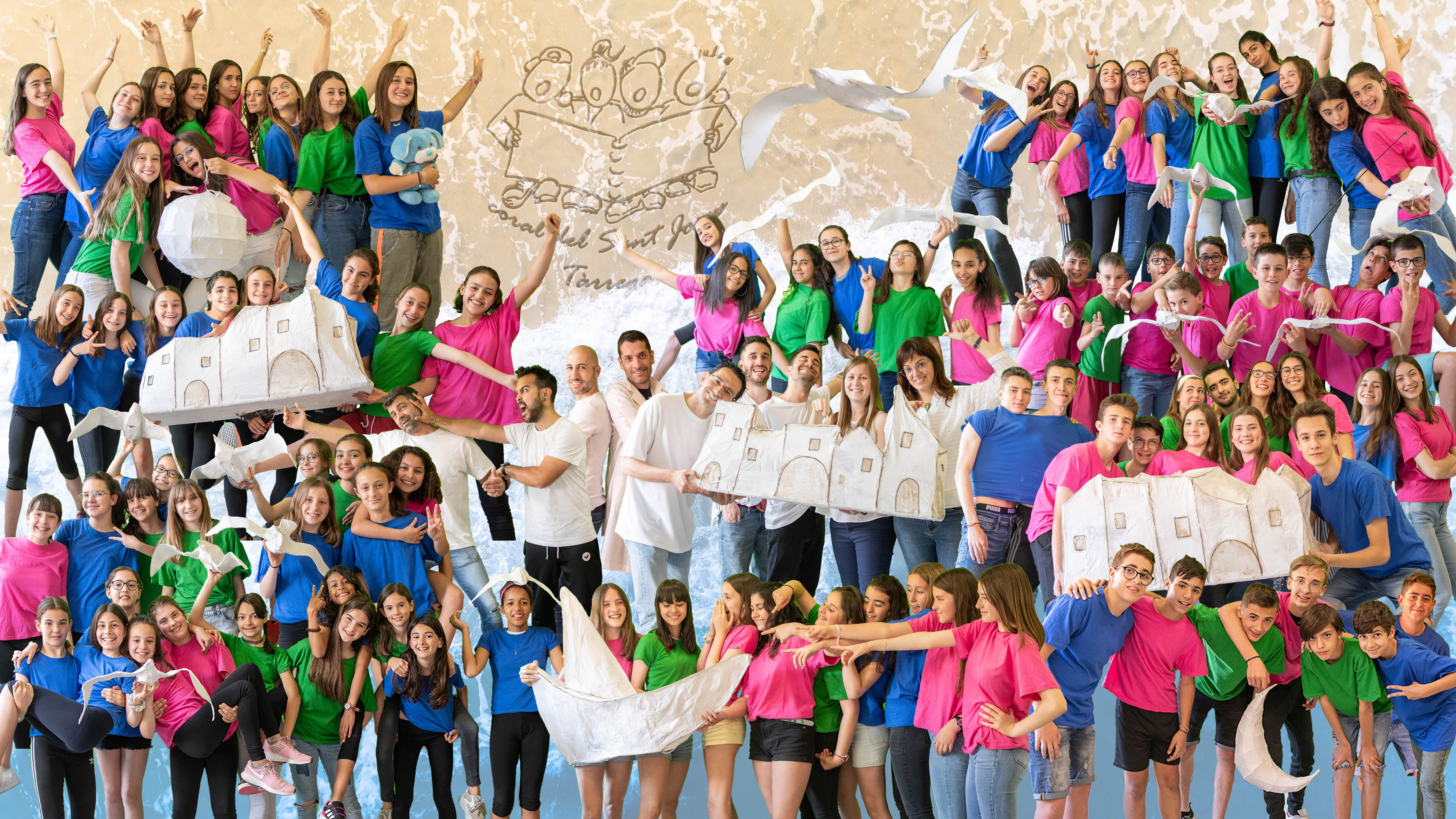 El Teatre de Balaguer acollirà l'espectacle benèfic 'Sobreviuré' de la Coral del Sant Josep de Tàrrega