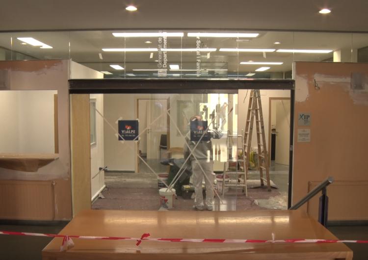El Departament de Treball, Afers Socials i Famílies modifica la seva oficina de Balaguer