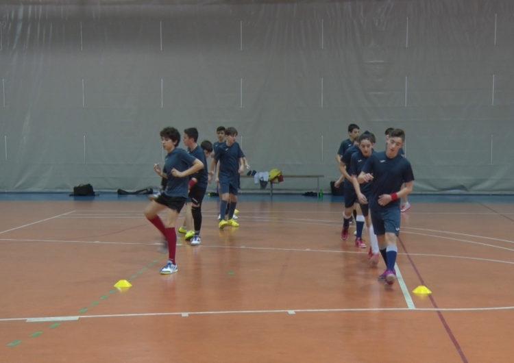L'equip infantil del CFS Balaguer, invicte durant la primera volta de campionat