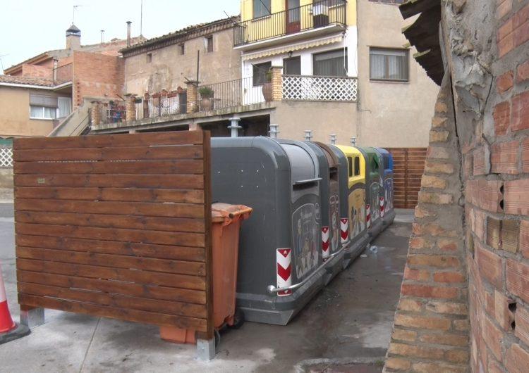 Gerb impulsa un servei de recollida d'escombraries porta a porta